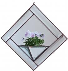 Bevelsatz Spiegel -Wanddeco