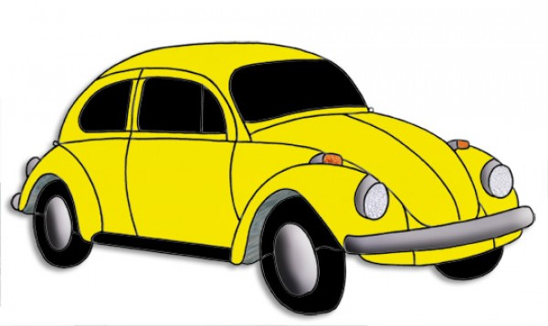 VW Käfer  Schnittmuster