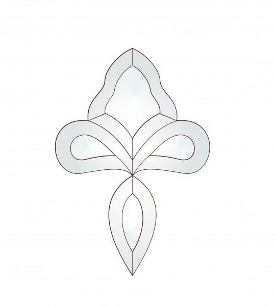 Bevelsatz Ornament os-16
