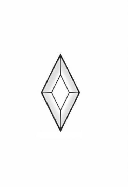 Bevel Rhombus 2