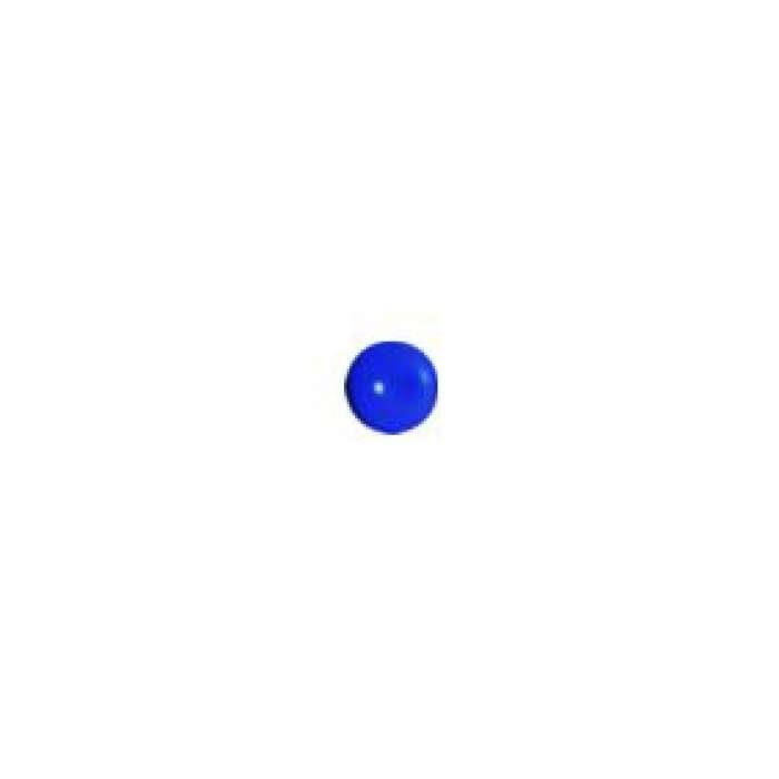 Muggel 6 mm kobaltblau
