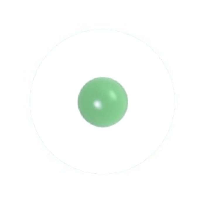 Muggel 12 mm moosgrün