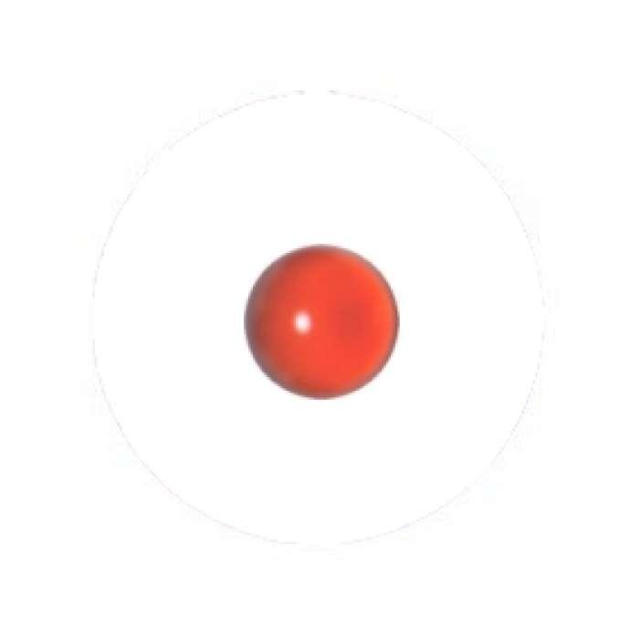 Muggel 12 mm orange
