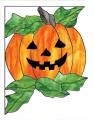 Pumpkin Corner  Schnittmuster