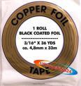 Edco Kupferfolie 3/16 - Black