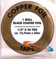 Edco Kupferfolie 1/2 - Black