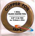 Edco Kupferfolie 3/8 - Black