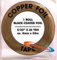 Edco Kupferfolie 5/32 - Black