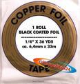 Edco Kupferfolie 1/4 - Black
