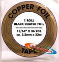 Edco Kupferfolie 13/64 - Black