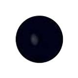 Muggel 30 mm schwarz -opal